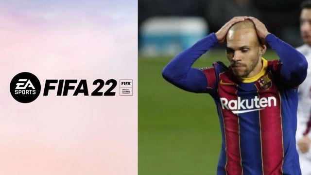 El delantero del Barcelona bombardea el juego de la FIFA: corro más rápido en muletas que en el juego